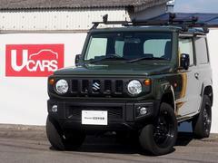 ジムニー660 XL スズキ セーフティ サポート 装着車 4WD 衝突被害軽減装置