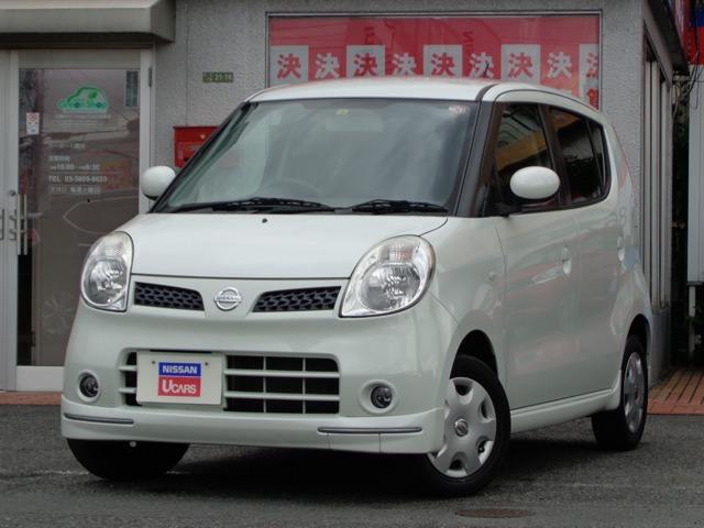 日産 660 E ショコラティエ エアロ Wエアバック ワンオーナー