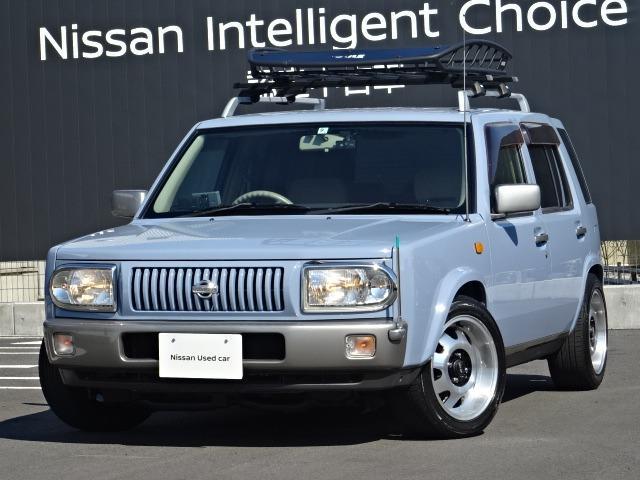 日産 タイプII 1.5 タイプII 4WD THULEキャリア・ラック
