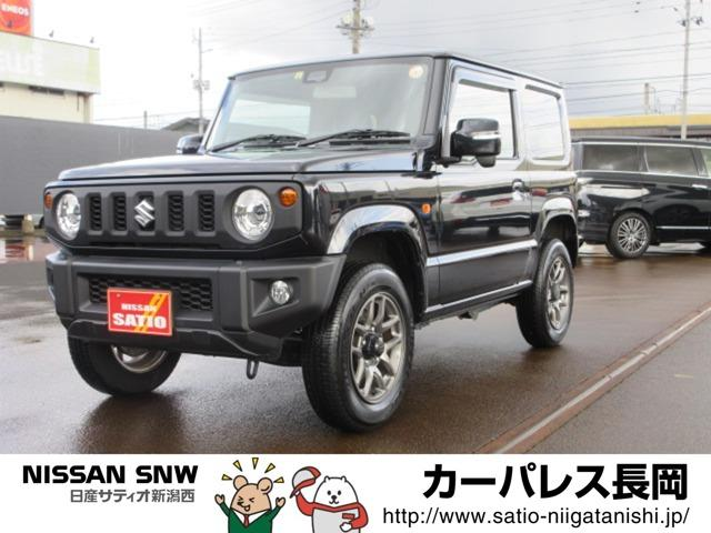 スズキ ジムニー 660 XC 4WD ナビ&TV&バックモニター