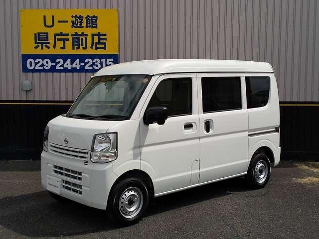 日産 660 DX ハイルーフ 5AGS車 セカンド発進機能 プライバシーガラス付