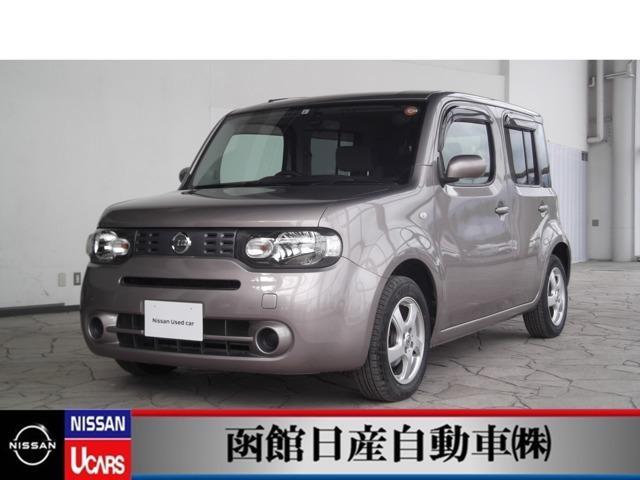 日産 1.5 15X FOUR 4WD ナビ TV