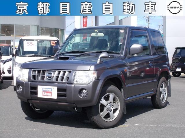 日産 キックス 660 RX 4WD メモリーナビ