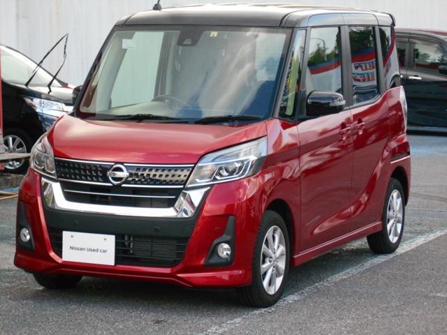 日産 660 ハイウェイスターX 当社社用車