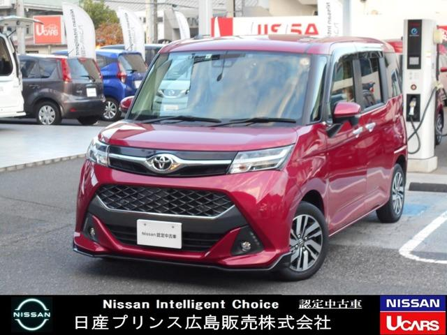 トヨタ カスタムG 1.0 カスタム G ワンオーナー・ナビ・Bカメラ・追突防止