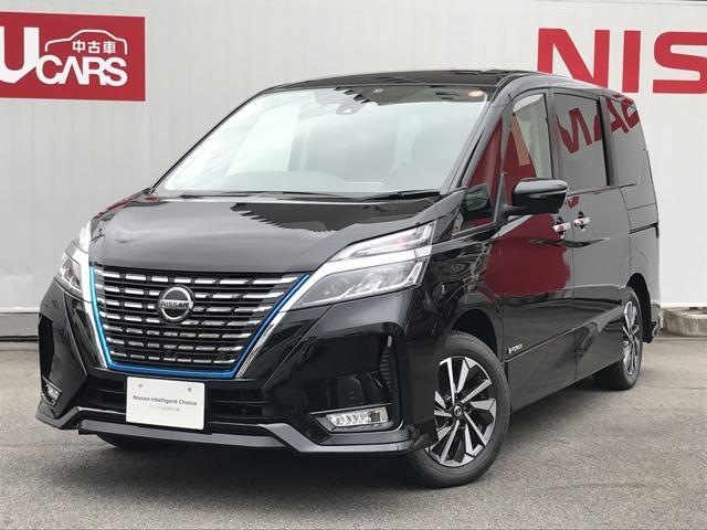 日産 1.2 e-POWER ハイウェイスター V 弊社試乗車・新車保証継承