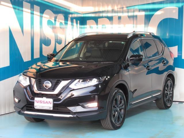 日産 2.0 20Xi レザーエディション Vセレクション 2列車 4WD ブラック内装