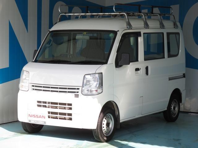 日産 660 DX ハイルーフ 5AGS車 ルーフキャリア 2nd発進機能