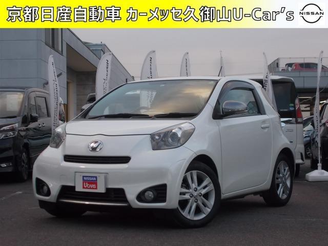 トヨタ 1.3 130G ナビ・バックモニター・ETC付