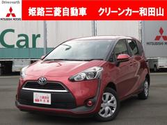 シエンタ1.5 G 4WD ToyotaSafetySense C