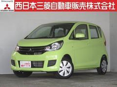 eKワゴンE 距離無制限保証3年付 オーディオレス車 シートヒーター付