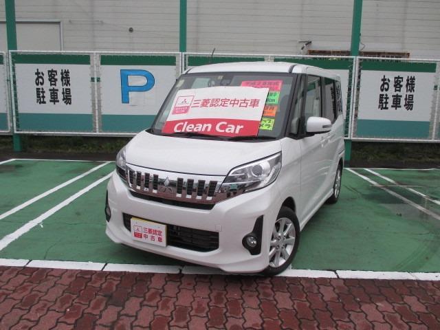 三菱 660 カスタム G eアシスト 4WD