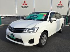 カローラフィールダー1.5 X 4WD 三菱認定中古車