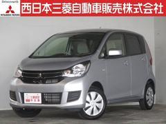 eKワゴンM 距離無制限保証3年付 オーディオレス車 シートヒーター付