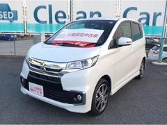 eKカスタム660 T セーフティパッケージ 三菱認定中古車