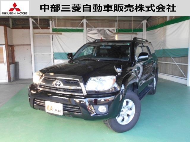 トヨタ 2.7 SSR-X リミテッド 4WD