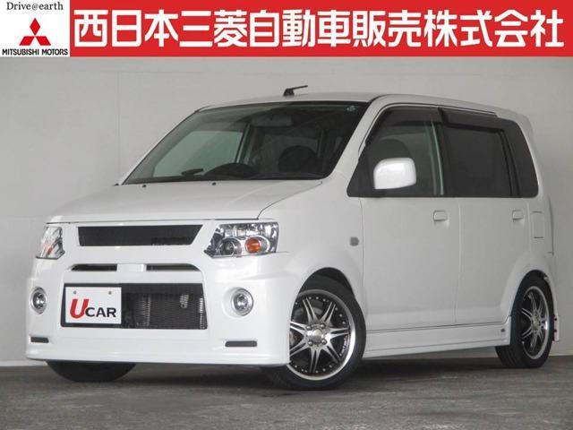 三菱 ROAR X 距離無制限保証1年付 CDデッキ フルエアロ付