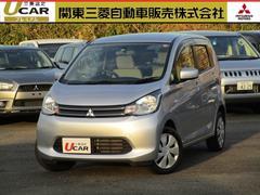 eKワゴン660 M ワンオーナー CD プレミアム認定Ucar