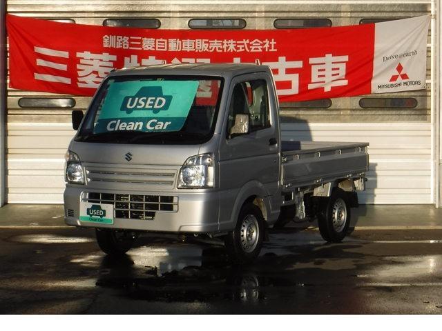 スズキ 660 KC パワステ 3方開 4WD
