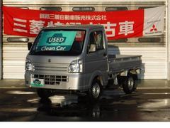 キャリイトラック660 KC パワステ 3方開 4WD