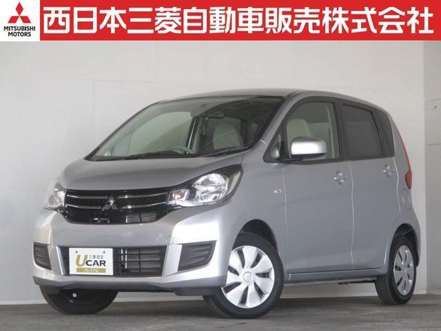 三菱 M 距離無制限保証3年付 オーディオレス車 シートヒーター付