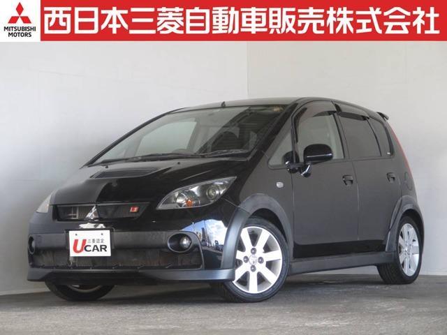 三菱 ラリーアート バージョンR 距離無制限保証1年付