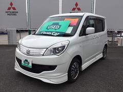 ソリオ1.2 X 4WD 宮城三菱認定中古車