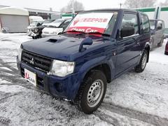 パジェロミニ660 ZR 4WD