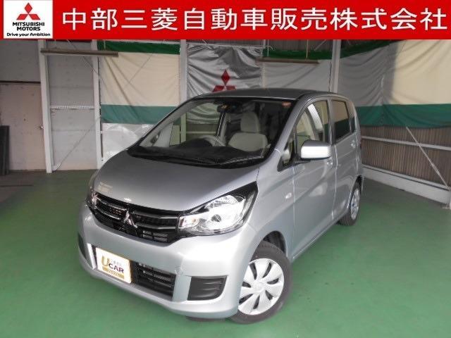 三菱 660 M eアシスト 自動ブレーキ・キーレス・シートヒータ