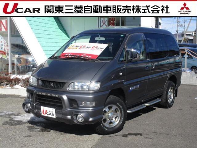 三菱 3.0 シャモニー ハイルーフ 4WD