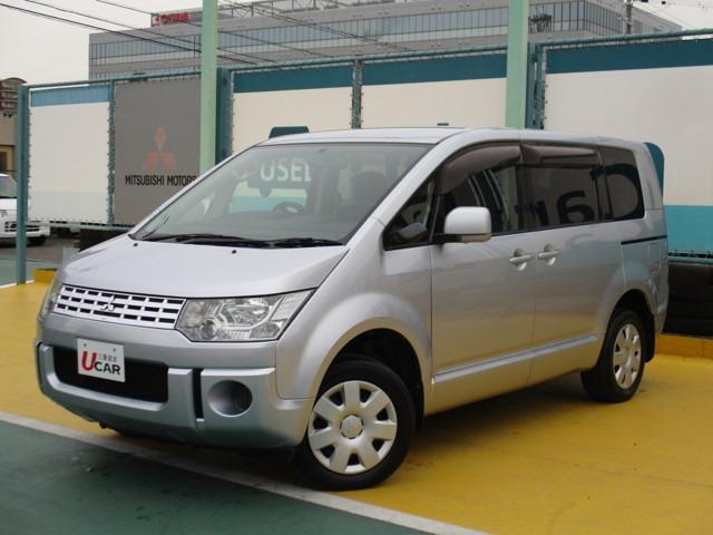 三菱 デリカD:5 2.4 C2 M (車検整備付)