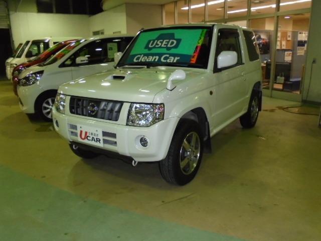 日産 660 RX 4WD