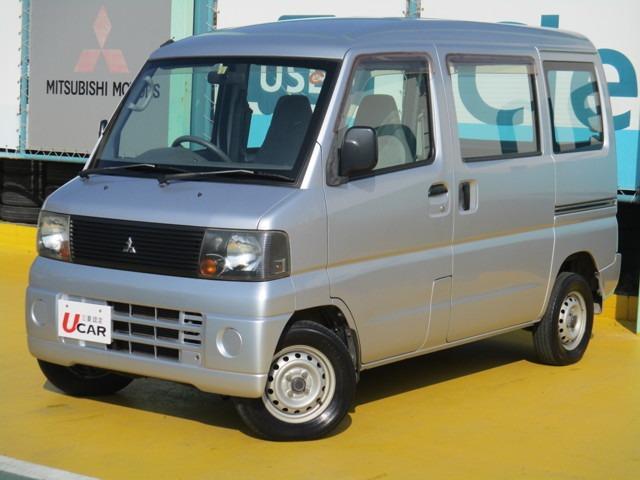 三菱 ミニキャブバン 660 CL ハイルーフ (検31.3)