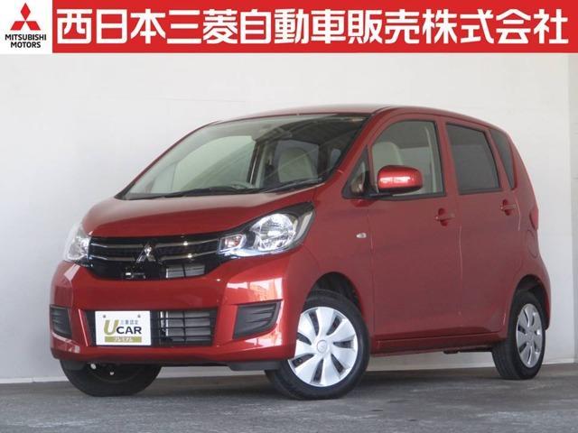 三菱 E 距離無制限保証3年付 CDデッキ シートヒーター付