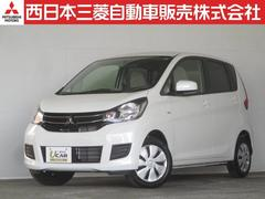 eKワゴンM 距離無制限保証3年付 CDデッキ シートヒーター付