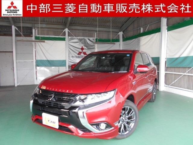 三菱 2.0 S エディション 4WD 電動テールゲート・ETC