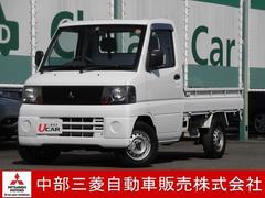 ミニキャブトラック660 VX−SE エアコン付
