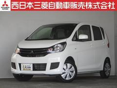 eKワゴンE 距離無制限保証3年付 オーディオレス車