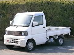 ミニキャブトラック660 VX−SE エアコン付 4WD