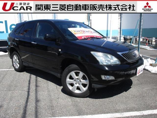 トヨタ 2.4 240G 4WD ワンオーナ HDDナビ