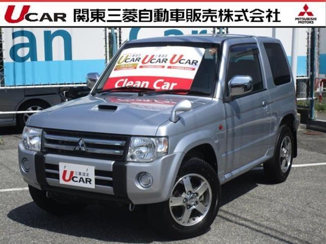 三菱 660 ナビエディション VR ターボ 4WD
