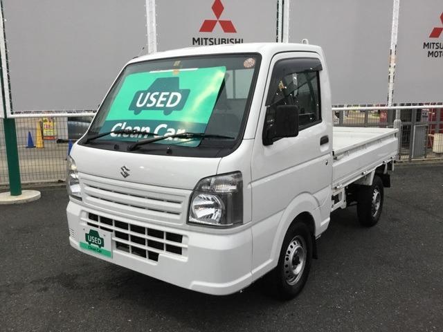 スズキ 660 KC 3方開 4WD 三菱認定中古車