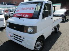 ミニキャブトラック660 Vタイプ エアコン付 4WD 5速MT
