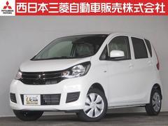 eKワゴンE 距離無制限保証3年付 届出済未使用車 オーディオレス車