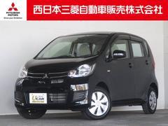 eKワゴンE 距離無制限保証3年付 CDデッキ シートヒーター付
