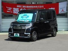 タント660 カスタム X トップエディション SAIII 4WD