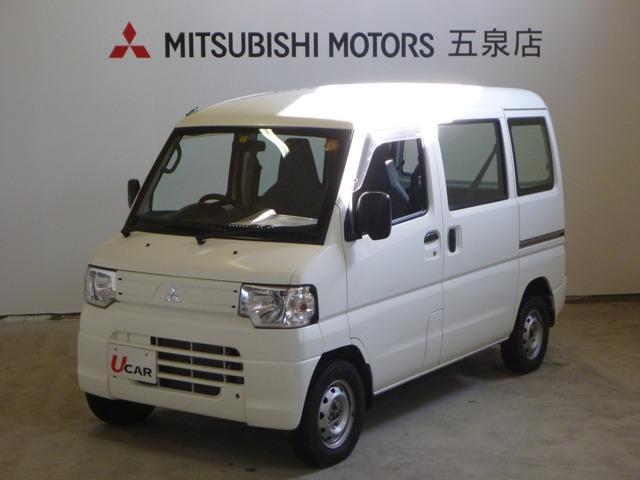 三菱 660 CD ハイルーフ 4WD