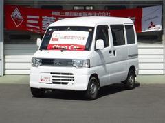 ミニキャブバン660 CL ハイルーフ 4WD