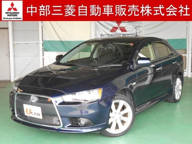 三菱 2.0 ラリーアート 4WD