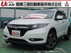 ヴェゼル1.5 S 純正ナビ TV 本革シート ワンオーナー 禁煙